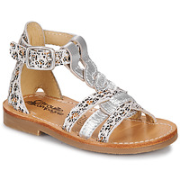 Zapatos Niña Sandalias Citrouille et Compagnie GITANOLO Leopardo