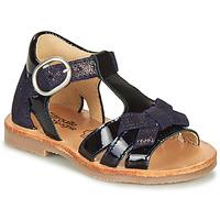 Zapatos Niña Sandalias Citrouille et Compagnie MOLINETTE Marino
