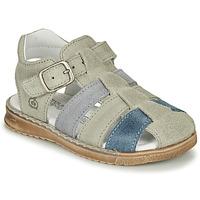 Zapatos Niño Sandalias Citrouille et Compagnie ZIDOU Gris