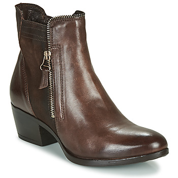 Zapatos Mujer Botas de caña baja Mjus DALLAS-DALLY Burdeo