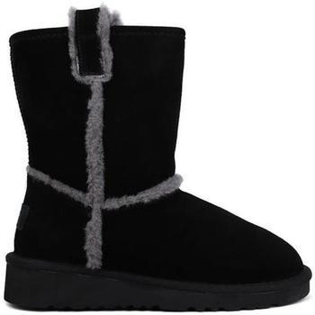 Zapatos Mujer Botas de nieve Sandra Fontan LAYKA Negro