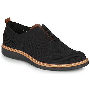 Zapatos Hombre Derbie IgI&CO 5106700 Negro