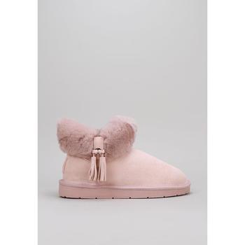 Zapatos Mujer Botas de nieve Krack SOLDEU Rosa