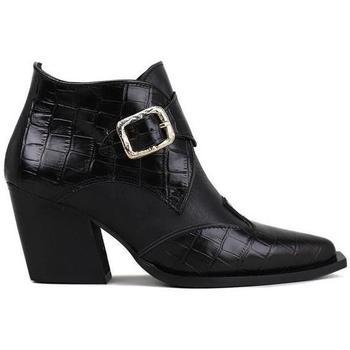 Zapatos Mujer Botines Rt By Roberto Torretta MICAELA Negro