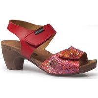 Zapatos Mujer Sandalias Calzamedi S  SUMMER 2020 ROJO