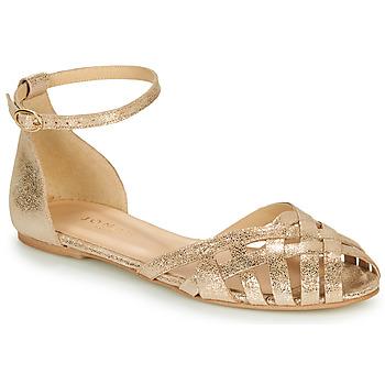 Zapatos Mujer Sandalias Jonak DOO Platino