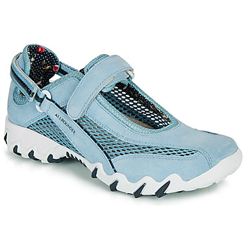 Zapatos Mujer Running / trail Allrounder by Mephisto NIRO Azul