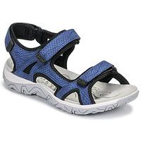 Zapatos Mujer Sandalias de deporte Allrounder by Mephisto LARISA Azul