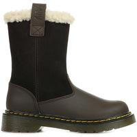 Zapatos Niña Botas de nieve Dr Martens Juney Junior Marrón