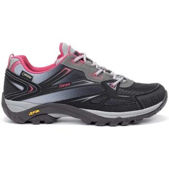 Zapatos Mujer Running / trail Chiruca Zapatillas  Aruba 03 Goretex Gris
