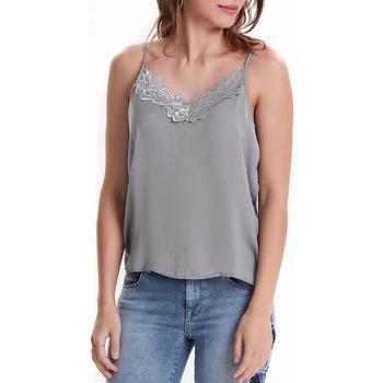 textil Mujer Tops / Blusas Jacqueline De Yong  Gris