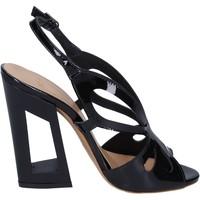 Zapatos Mujer Sandalias Me + By Marc Ellis sandalias charol negro