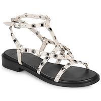 Zapatos Mujer Sandalias Bronx THRILL Blanco