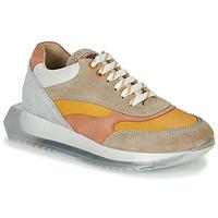 Zapatos Mujer Zapatillas bajas Bronx LINKK-UP Topotea / Rosa / Gris