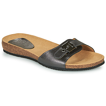 Zapatos Mujer Zuecos (Mules) Scholl BAHAMAIS Negro