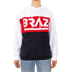 textil Sudaderas Braz Jersey & chalecos 120974TSH - Mujer blanco