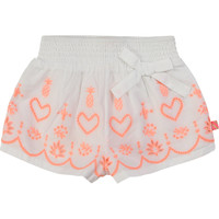 textil Niña Shorts / Bermudas Billieblush / Billybandit NEYO Blanco