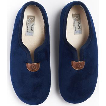 Zapatos Mujer Derbie & Richelieu Roal Zapatillas De Casa  728 Marino Azul