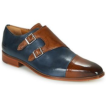 Zapatos Hombre Richelieu Melvin & Hamilton LANCE 34 Azul / Marrón