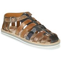 Zapatos Hombre Sandalias Melvin & Hamilton SAM-3 Gris
