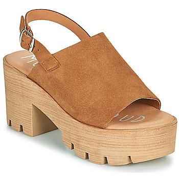 Zapatos Mujer Sandalias Musse & Cloud TAIKI Cognac