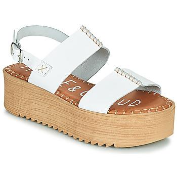 Zapatos Mujer Sandalias Musse & Cloud KILA Blanco