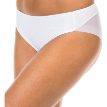 Ropa interior Mujer Braguitas Janira Braguita Tanga Effect Blanco