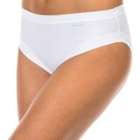 Ropa interior Mujer Braguitas Janira Braguita Micro Fibra Blanco