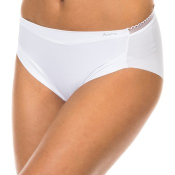 Ropa interior Mujer Culote y bragas Janira Braguita Best Confort Blanco