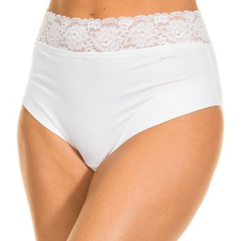 Ropa interior Mujer Culote y bragas Janira Braguita Dolce Cinture Blanco