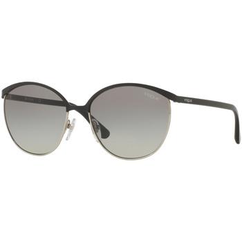 Relojes & Joyas Hombre Gafas de sol Vogue Gafas de Sol Negro