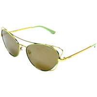 Relojes Mujer Gafas de sol Vogue Gafas de Sol Dorado-verde