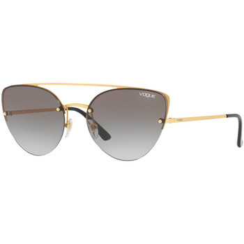 Relojes Mujer Gafas de sol Vogue Gafas de Sol Dorado-negro