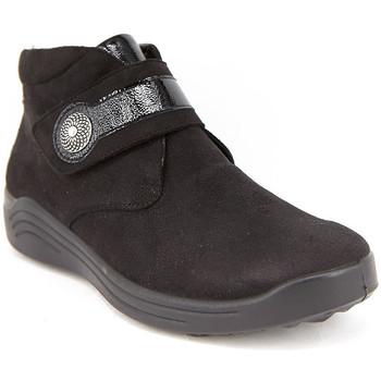 Zapatos Mujer Botines Romika Westland MADERA-07 NEGRA NEGRO