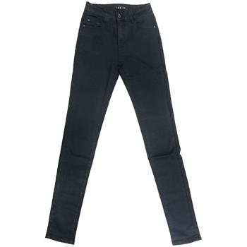 textil Mujer Vaqueros slim By La Vitrine Jeans bleu foncé RW826 Azul