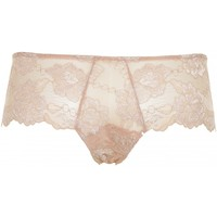 Ropa interior Mujer Shorty / Boxer Lormar 04 104L NOISETTE Beige