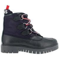 Zapatos Mujer Botines Tommy Hilfiger En0en00614403 azul azul