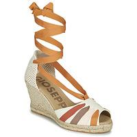 Zapatos Mujer Sandalias Gioseppo ARLEY Crudo / Mostaza