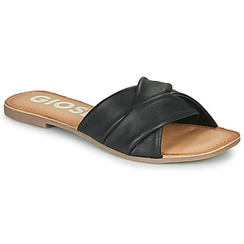 Zapatos Mujer Zuecos (Mules) Gioseppo JUNIUS Negro