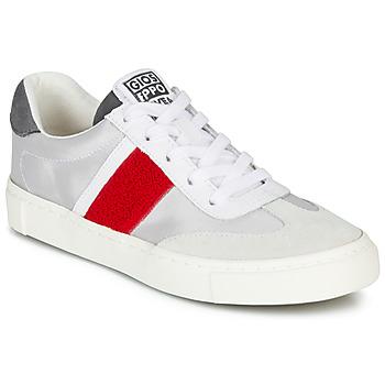 Zapatos Niño Zapatillas bajas Gioseppo KANPUR Gris / Rojo