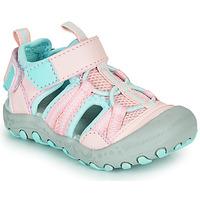 Zapatos Niña Sandalias de deporte Gioseppo TONALA Rosa