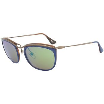 Relojes Hombre Gafas de sol Persol Gafas de Sol Azul-bronce