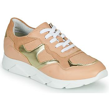 Zapatos Mujer Zapatillas bajas André HAVILAH Rosa