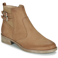 Zapatos Mujer Botas de caña baja André CARLIN Camel