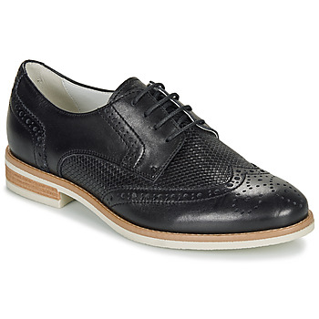 Zapatos Mujer Derbie André BEKKI Negro