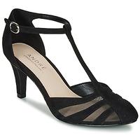 Zapatos Mujer Zapatos de tacón André FALBALINE Negro