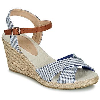 Zapatos Mujer Sandalias André PAULETTA Marino