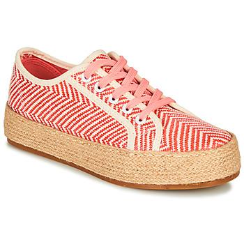 Zapatos Mujer Alpargatas André PEN Naranja