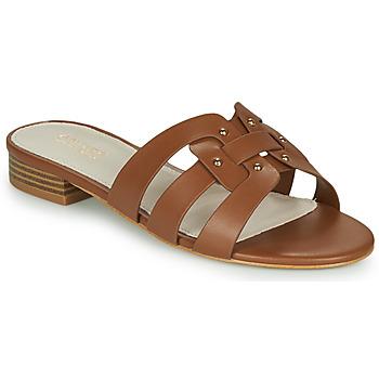 Zapatos Mujer Sandalias André PERPETUA Marrón