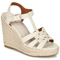 Zapatos Mujer Sandalias André PERLINE Blanco